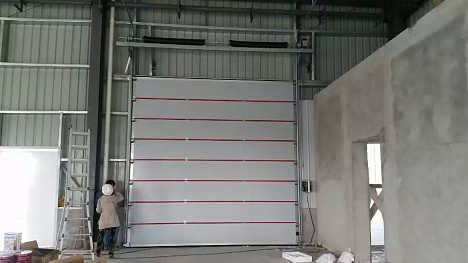南通汽车厂房快速提升门