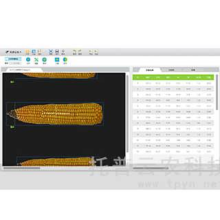 玉米考种分析仪