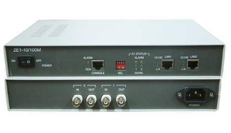 LT-120 4E1光端机