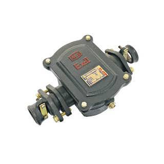 BHD2-100/1140(660)-2T 矿用隔爆型低压电缆接线盒