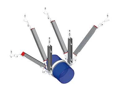 抗震支架的的安装施工方法