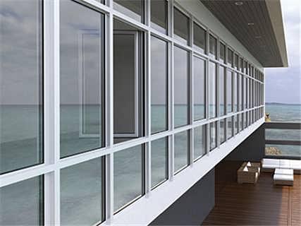 湖北80系统门窗,中恒阳光房系列供应商