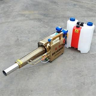 果园杀虫手提式汽油烟雾机 脉冲式弥雾机价格 圣鲁牌