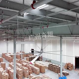 宁波工业大吊扇,1台能比半百强-【广州奇翔】