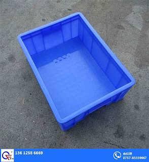 广东江门包装周转箱\塑料水果筐批发-佛山市乔丰塑胶实业有限公司生产部