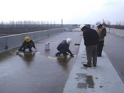 济南房顶防水补漏