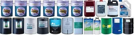 提供各类品牌的冷冻机油