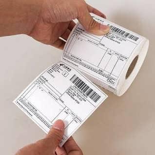 福州供应物流不干胶标签  物流标签定制