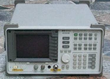大嘴棋牌仪器仪表HP8562E频谱仪