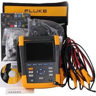 求购福禄克Fluke 435 II 系列三相电能质量分析仪