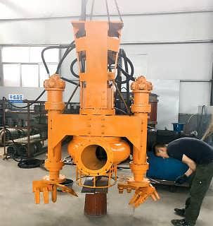 挖掘机液压泥沙泵-鲲升制造挖掘机液压泥沙泵选型-济南鲲升泵业有限公司销售部