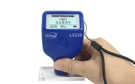 检测防腐层的厚度该选哪款涂层测厚仪