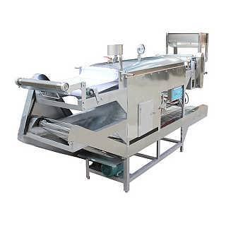 全自动多功能河粉机生产厂家就选晟锋牌河粉机械设备-广东严工食品机械有限公司