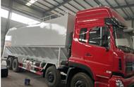 出售定制饲料运输罐 拉20吨饲料的罐车