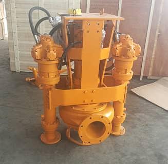 新型挖掘机液压污泥泵、耐磨清淤泵-济南鲲升泵业有限公司销售部