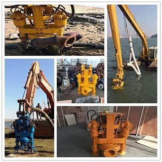 挖机抽砂泵,抽砂效率高耐磨挖机泥浆泵-济南鲲升泵业有限公司销售部