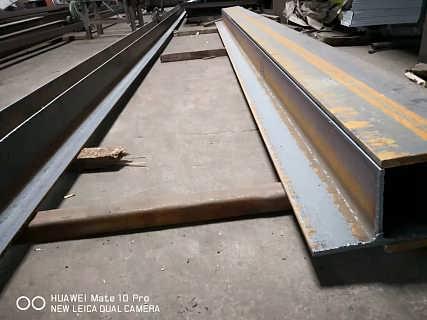 钢结构Q355B剖分T型钢50*100*6-上海福萍物资有限公司