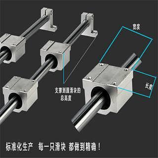 光轴,镀铬棒,活塞杆,圆柱导轨,SBR导轨,TBR导轨,滑块-东莞市镒溢机械有限公司.