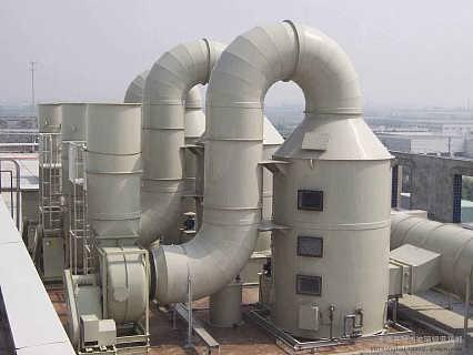 工业锅炉废气处理喷淋塔聊城工业锅炉废气处理喷淋塔工业锅炉废气处理喷淋塔厂-河北奥力兴环保设备有限公司