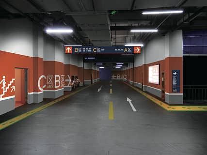 河南地坪漆厂家,车位划线价格,停车场设计方案