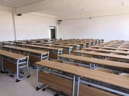 改善阶梯室座椅  多媒体教室排椅缺陷-河北新学堂教学用具有限公司