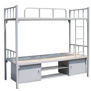 厂家直销学生公寓床  宿舍上下床型号齐全-河北新学堂教学用具有限公司