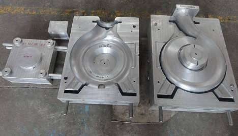 漏模水泵模具�T造模具�X模具-�嬷萆��l模具制造有限公司
