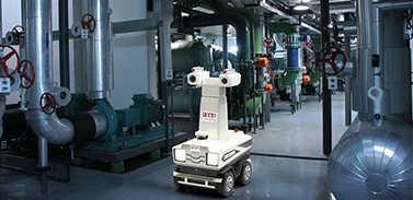电力巡检选用机器人的作用