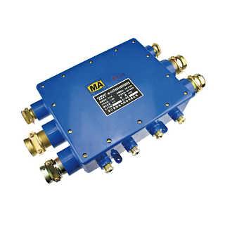 JHH-10(C)100对 矿用本安电路用接线盒