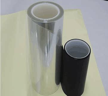 高透双面胶0.01厚 超薄超透明pet胶带0.01mm 超簿pet单面胶带-苏州思美扬电子材料有限公司(办事处)