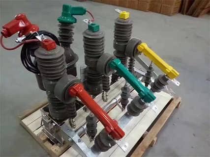 济南市10KV高压断路器供应商-陕西南业电力设备有限公司