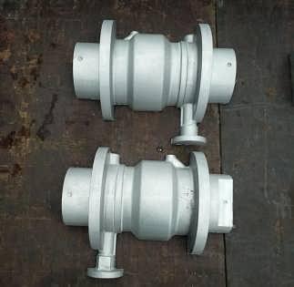粘土砂实样模具铸造模具铝模具-沧州森发模具制造有限公司