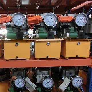 厂家生产 小型电动超高压液压油泵 电动油泵 质优价廉