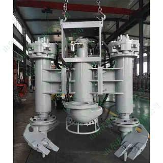 挖掘机吸砂泵 液压清淤泵 挖机排污泵