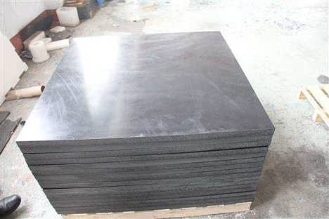 白色耐磨聚乙烯pe板高承重upe厚板