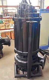 耐磨砂砾泵/大颗粒抽砂泵/大颗粒石块泵