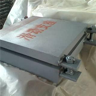 球型铰接滑动钢支座 滑移铰支座实体工厂