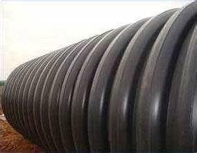 内肋增强聚乙烯螺旋波纹管选哪个厂家