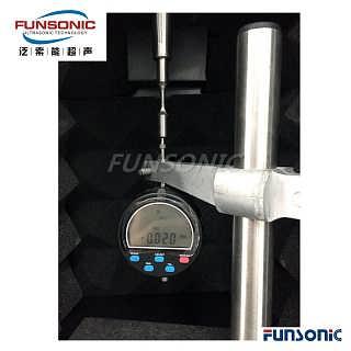 超声波位移测量仪