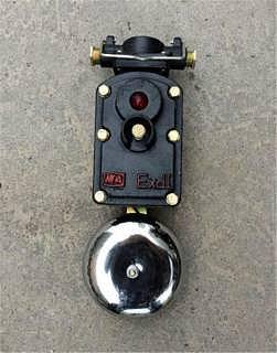矿用电铃DLB2-127G隔爆声光组合电铃