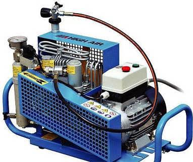 空气呼吸器充气机详细说明空气呼吸器充气机