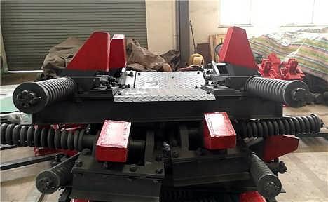QZC6气动阻车器厂家焊接式阻车器批量供应