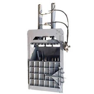 半自动立式20吨废纸液压打包机-山东众业机械设备有限公司-销售部
