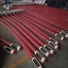 有机肥颗粒物料软管吸粮机-山东众业机械设备有限公司-销售部