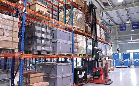 进口显示器清关-青岛中颖通达供应链管理有限公司-货代部
