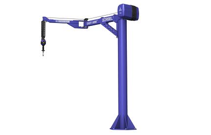 智能折臂起重机Easy Arm 75 150 300kg覆盖半径4.2米
