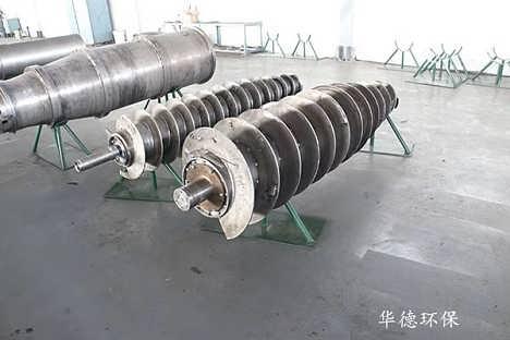 福乐伟脱水离心机轴承维修签约-济宁华德环保设备服务有限公司