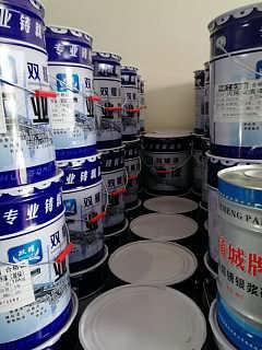 脂肪族丙烯酸聚氨酯面漆-西安双耀建材装饰有限公司
