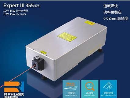 瑞丰恒15年努力创新,只为呈现更出现的紫外激光打码