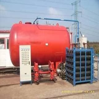 气体顶压消防设备